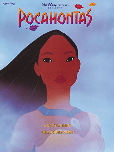 Alan Menken Pocahontas Vocal Selections Pvg (Piano/Vocal/guitar Artist Songbook)