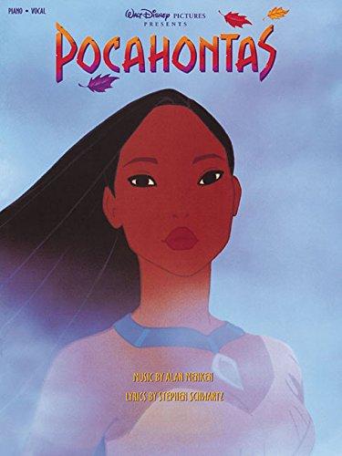 Alan Menken Pocahontas Vocal Selections Pvg: Piano/Vocal (Piano/Vocal/guitar Artist Songbook)