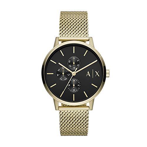 Listado de Reloj Armani Exchange Negro al mejor precio. 7