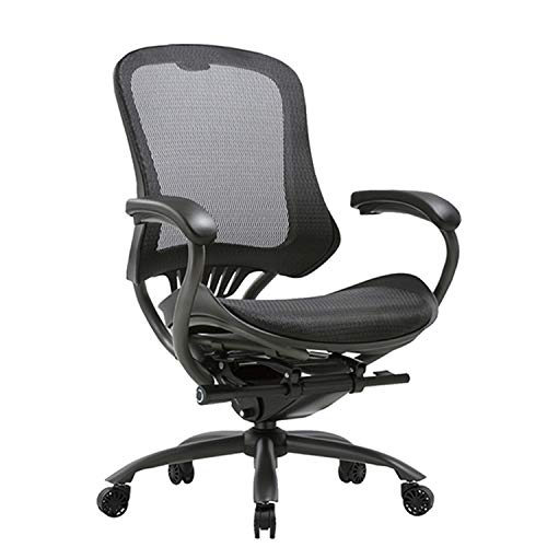 Clatina Ergonomic High Mesh Swivel Chair