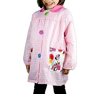 KLOTTZ - BABY MINNIE GUARDERIA Niñas color: ROSA talla: 2