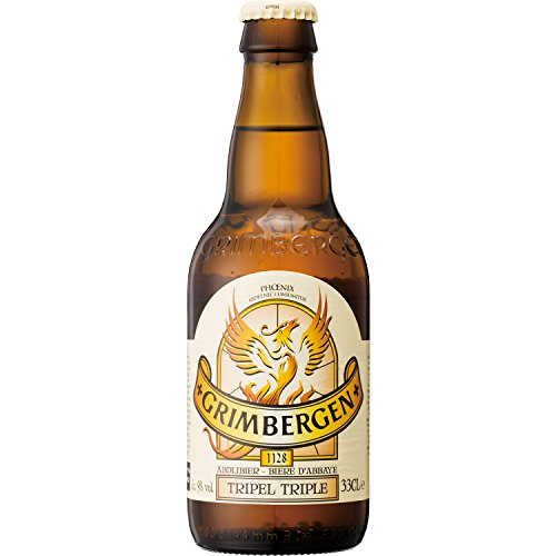 Grimbergen Tripel Bier - 330ml
