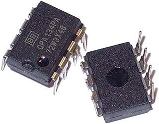 Burr Brown OPA134PA OPA134 - Mono HiFi SoundPlus High Performance Audio Operational Amplifiers Op-Amp Breadboard-Friendly (Pack of 10)