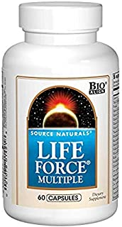 Source Naturals Life Force Multiple Daily Multivitamin High Potency Essential Vitamins, Minerals, Antioxidants & Nutrients...