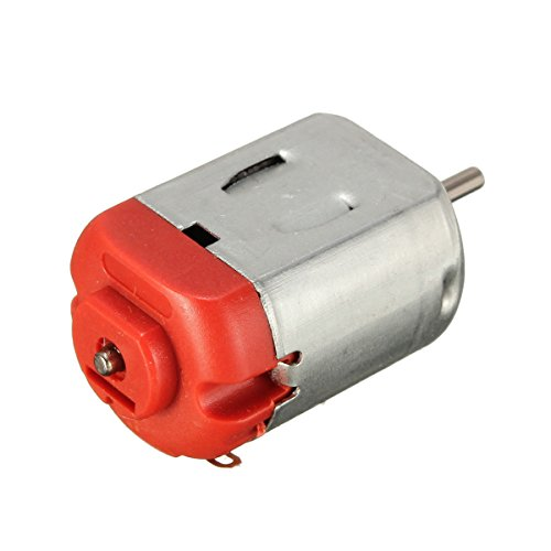 BliliDIY Micro Motore 10Pcs 8000 Rpm 3-6V Dc 0,35-0,4A R130