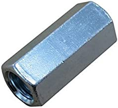 10 mm X 1.50-Pitch Stainless Steel Metric Threaded Rod Coupling