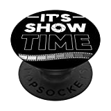 It's Showtime Actor or Celebrity PopSockets Swappable PopGrip