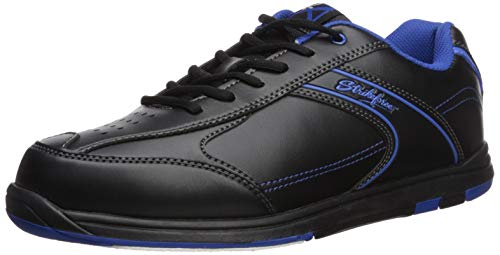 KR Strikeforce Bowlingschuhe Flyer M-032-090, Black/Mag Blue, Größe 43