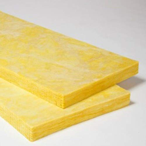 Fiber glass insulation for soundproofing