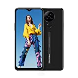 Blackview A80 Moviles Libres 4G Android 10 GO con 6.21' HD+ Water-Drop Screen, Cámara Trasera Cuádruple 13MP,...