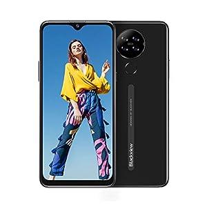 immagine di Smartphone Offerta del Giorno 4G, Blackview A80 Android 10 Cellulari con 13MP Quad Camera, 6.21 pollici HD Schermo, 2GB RAM 16GB ROM, 4200mAh Batteria,Dual SIM Telefonia Mobile-Nero