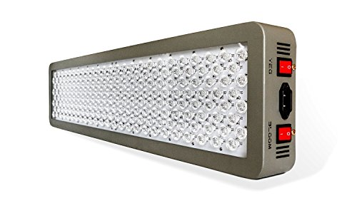 Advanced Platinum Series P600 600w 12-band LED Grow Light - DUAL VEG/FLOWER FULL SPECTRUM