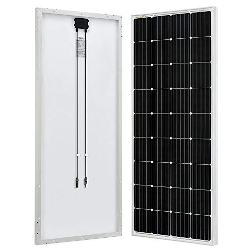 RICH SOLAR 190 Watt 12V Solar Panel High Efficiency Moncrystalline Module RV Marine Boat Off Grid