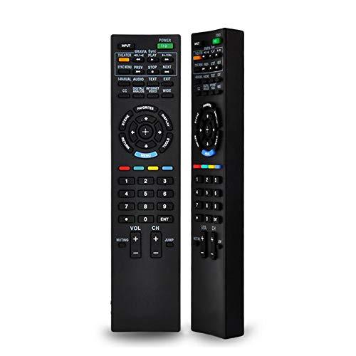 Blizim Ersatz Fernsehern Fernbedienung TV Remote Kompatibel für Sony Bravia TV