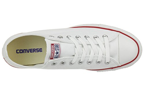 Converse Chuck Taylor All Star-Ox Low-Top, Weiß - 6