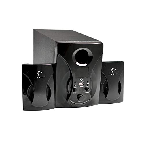 IKALL IK-22 2.1 Channel Speaker System with Bluetooth
