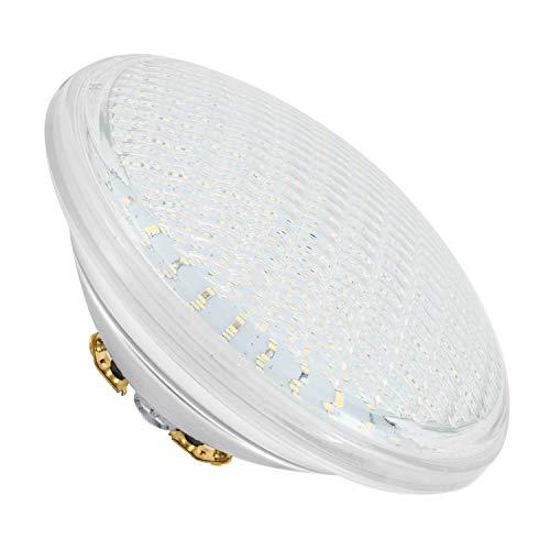 LEDKIA LIGHTING Bombilla LED PAR56 Piscina Sumergible 12V IP68 35W Blanco Frío 6000K - 6500K