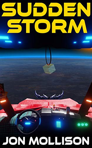 Sudden Storm (SuddenVerse Book 3) (English Edition)