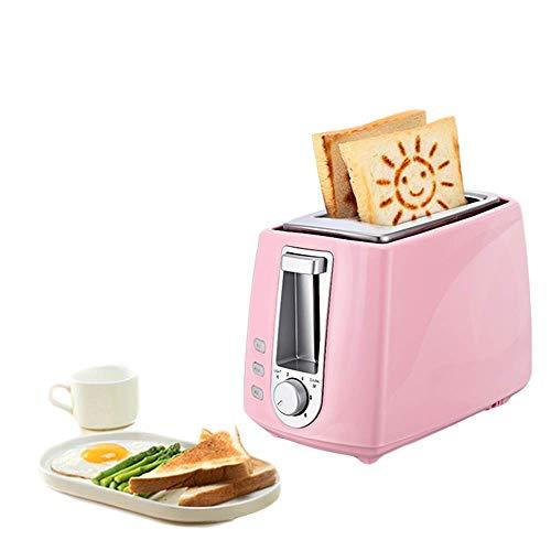 Ze stali nierdzewnej Elektryczna Toster Domowy Automatyczny Pieczenie Chleb Maker śniadanie Maszyna Tosty Sandwich Grill Piekarnik 2 Plasterek do kuchni, Gotowanie zhuang94