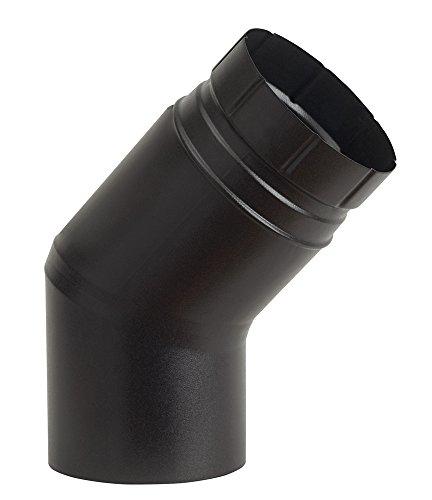 Alasmalto Aeternum Q40200650268 kanaal voor porselein, zwart mat