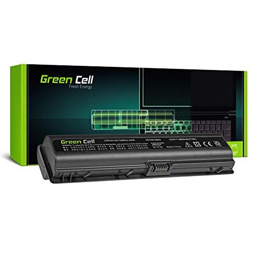 Green Cell Extended Serie HSTNN-DB42/HSTNN-LB42 Laptop Akku für HP Pavilion DV2000 DV6000 DV6500 DV6700 DV6800 DV6900 (9 Zellen 6600mAh 10.8V Schwarz)