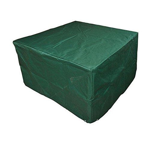 Outsunny Schutzhülle Abdeckung Abdeckhaube für Gartenmöbel 135 x 135 x 75 cm, grün