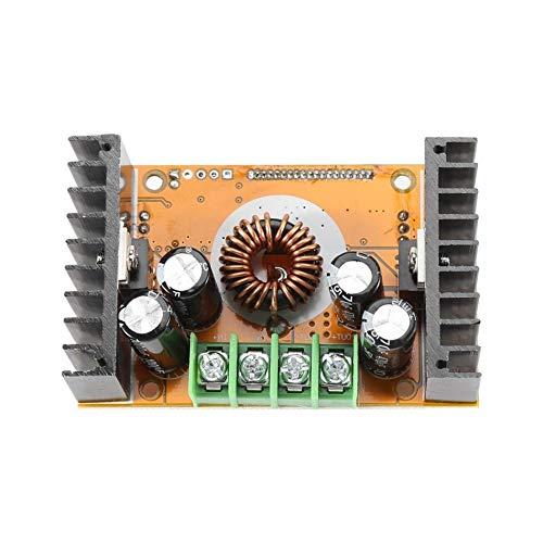 HEQIE-YONGP Módulo de Poder- CC CV Step-Down Fuente de alimentación Ajustable Módulo 10A convertidor DC-DC regulador de Voltaje del módulo convertidor Buck
