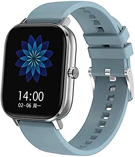 ECG frecuencia cardíaca presión arterial 1 54 pulgadas relojes inteligentes teléfono Bluetooth IP67 impermeable reloj inteligente deportes relojes
