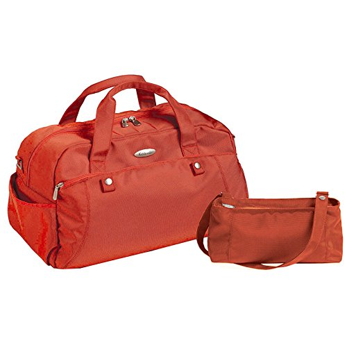 Koo-DI 47 x 25 x 29 cm Maternity Weekender Bag (Orange)