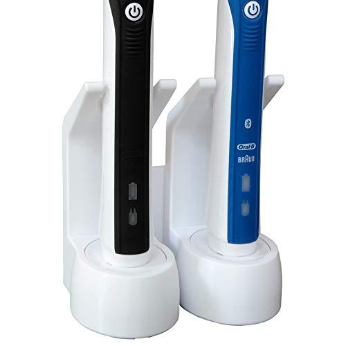 Twin Wandhalter für Oral-B / 3D-Druck aus Deutschland