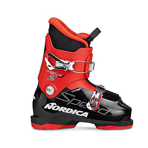 Nordica Kinder SPEEDMACHINE J 2 Skischuhe schwarz 21.5