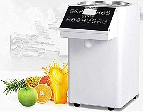 YJINGRUI commerciële fructosedispenser machine siroop kwantieke machine koffie melk thee winkel speciale automatische apparatuur 8 groepen 4,5 L