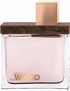 She Wood by Dsquared² Eau de Parfum for Women 100ml