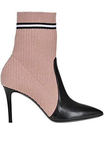 Pollini Luxury Fashion Damen MCGLCAS000006128I Rosa Stiefeletten | Jahreszeit Outlet