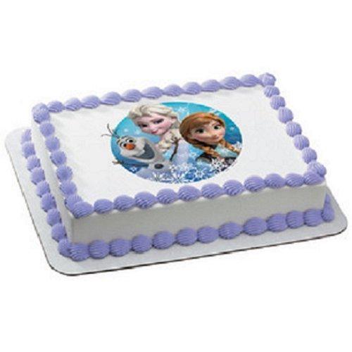 Elsa Birthday Cakes Amazon Com