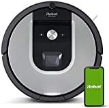 iRobot Roomba 971, Robot aspirapolvere WiFi, Power-Lifting, Dirt Detect, Adatto per peli di Animali...