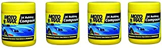 Motomax Gliding Wheels 2K Rubbing Compound 100 gm - Pack of 4