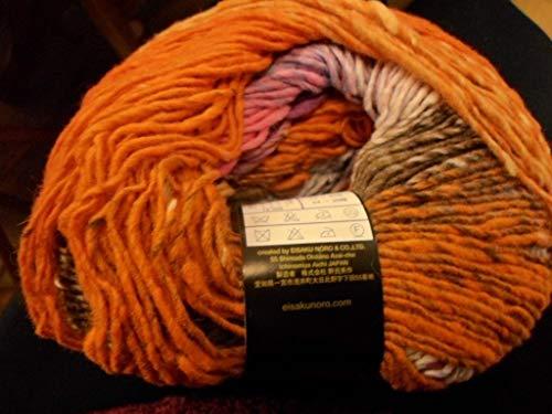 Noro Kureopatoria 1011 100% Wolle 100g 270m