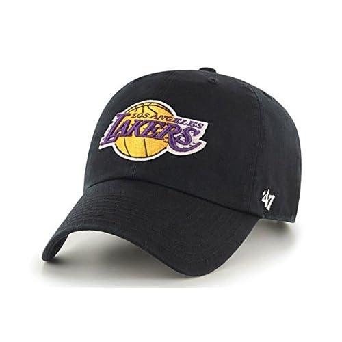 Twins Details About Los Angeles LA Lakers DADHAT 47 Brand Cap Clean UP DAD  HAT Black 25fc66010377