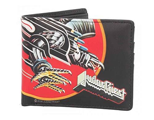 Unbekannt Judas Priest Chain Brieftasche Screaming For Vengeance Band Logo Nue offiziell