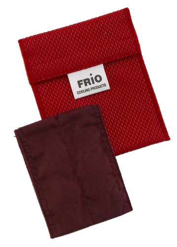 Frio MRD Mini Insulin Travel Bag (Pair) Small Red