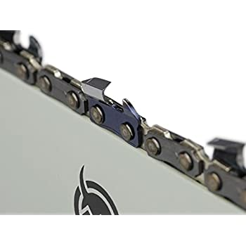 "Sägekette 30cm 46TG Halbmeißel Ersatzkette Kettensäge 3//8/"" 1,3 mm .050/"""