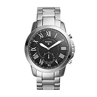 Fossil Reloj Analogico para Hombre de Cuarzo con Correa en Acero Inoxidable FTW1158 (B07989VXRW) | Amazon price tracker / tracking, Amazon price history charts, Amazon price watches, Amazon price drop alerts