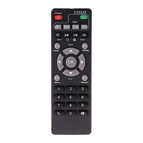WANGYUMI Remote Holder, Set-Top Box Learning Remote Control for Unblock Tech Ubox Smart TV Box Gen 1/2/3