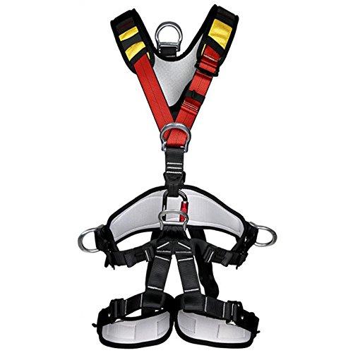 GAOHAILONG ceintures/l'escalade et Rescue Corps suspendu à l'envers à partir d'une hauteur de ceintures de sécurité/escalade confortable et sûr