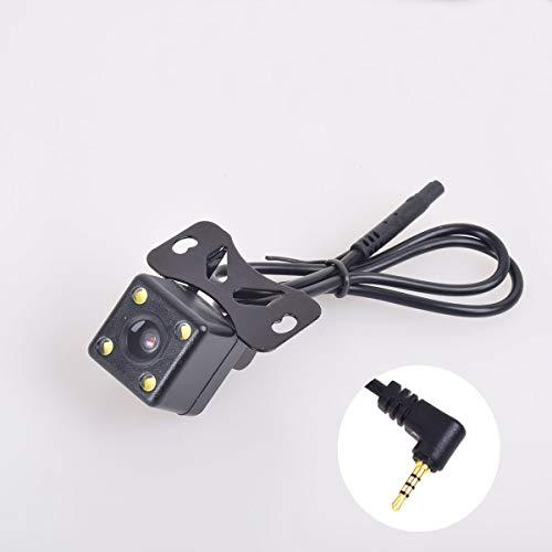 Auto Rear View Backup Camera 2.5mm AV-IN for Car DVR Camcorder Black...