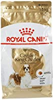 For Cavalier King Charles over 10 months Supported cardiac function Beautiful coat colour Maintains ideal weight Special brachycephalic jaw