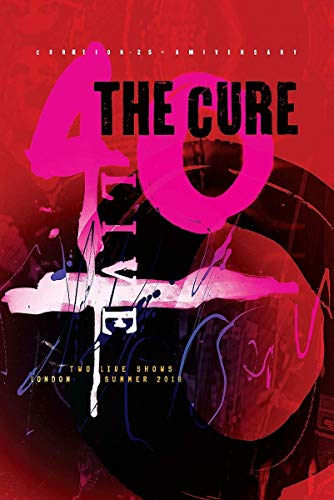 The Cure - Curaetion 25 - Anniversary - Limited Edition [2 DVDs]