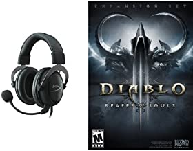 Diablo III: Reaper of Souls - PC/Mac [Digital Code] and Headset Bundle
