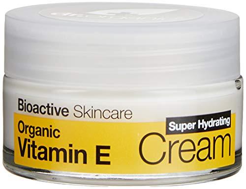 Dr. Organic Crème Super Hydratante à la Vitamine E Bio 50 ml
